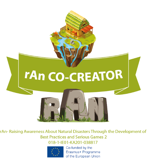 rAn co-creator badge